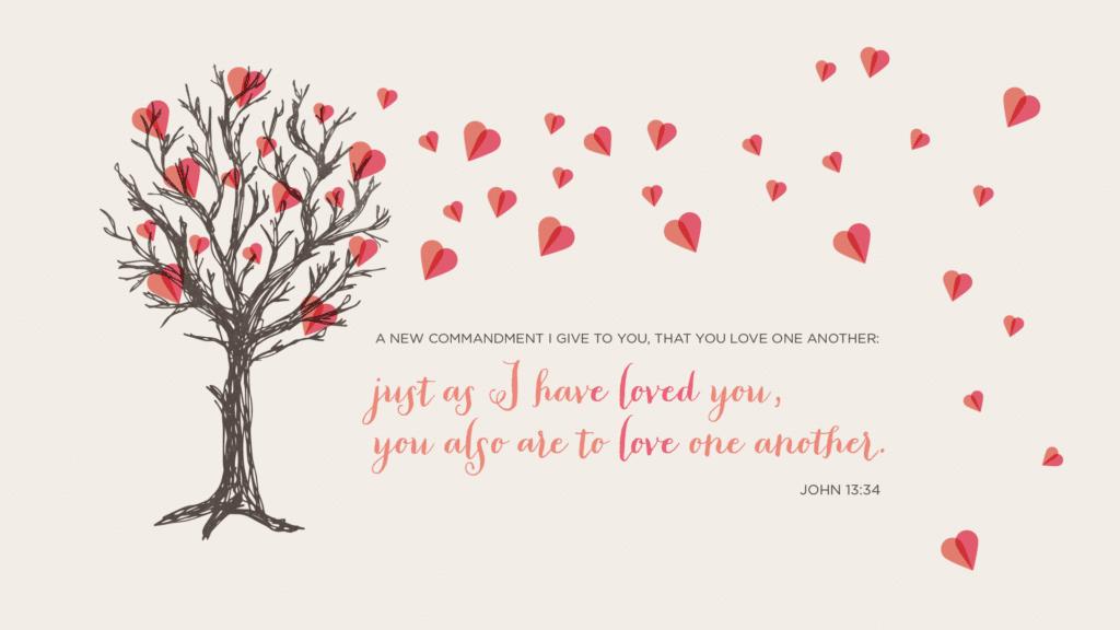 John 13:34 [widescreen]