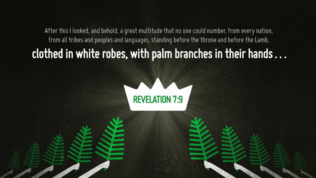 Revelation 7:9 [widescreen]