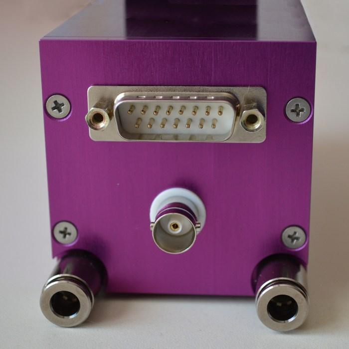 WVS-16 camera connectors