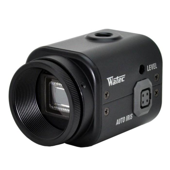 Watec WAT-910HX low light camera