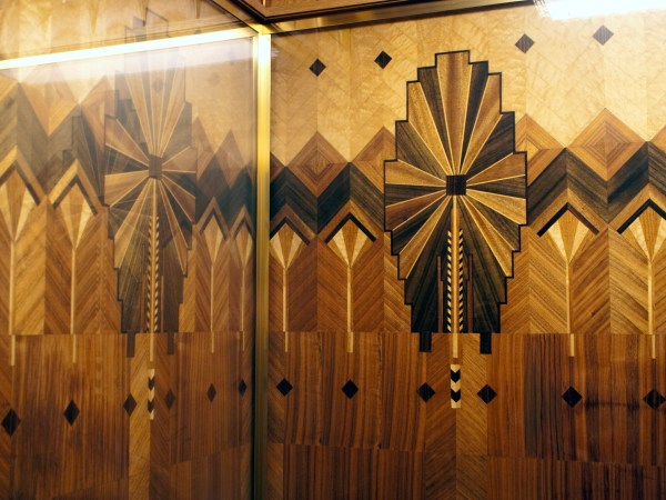 Beautiful Art Deco Elevators - Sees