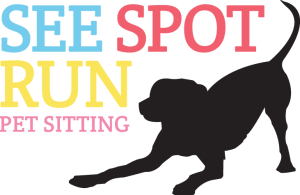 See Spot Run Pet Sitting Logo Main