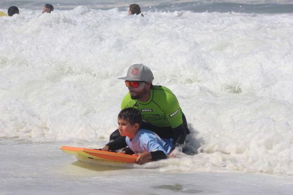 Jérome lors d'une journée See Surf