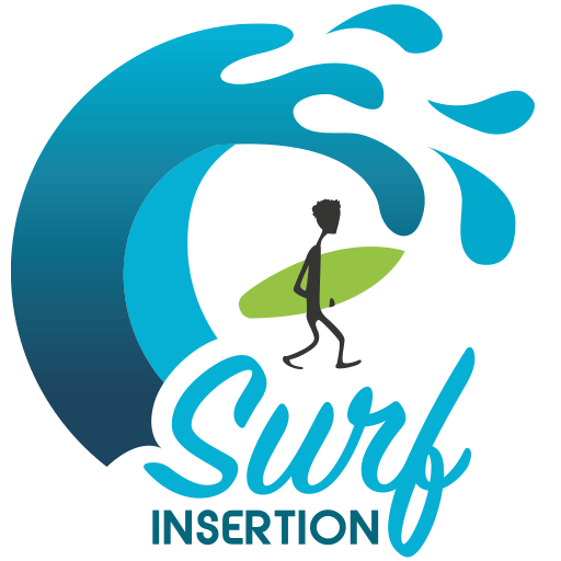 Logo Surf Insertion