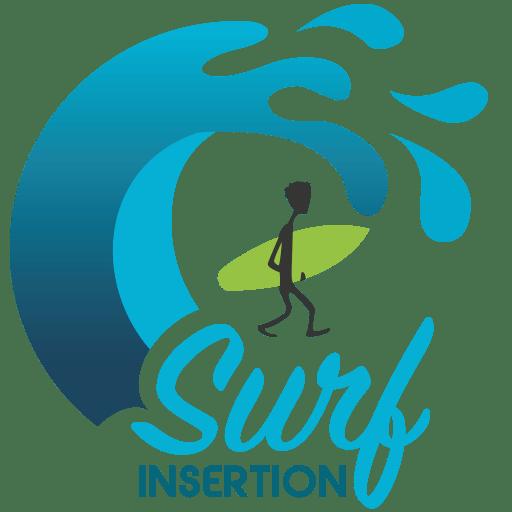 Logo Surf Insertion