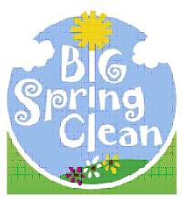 Tega Cay Spring Pick Me Up Logo
