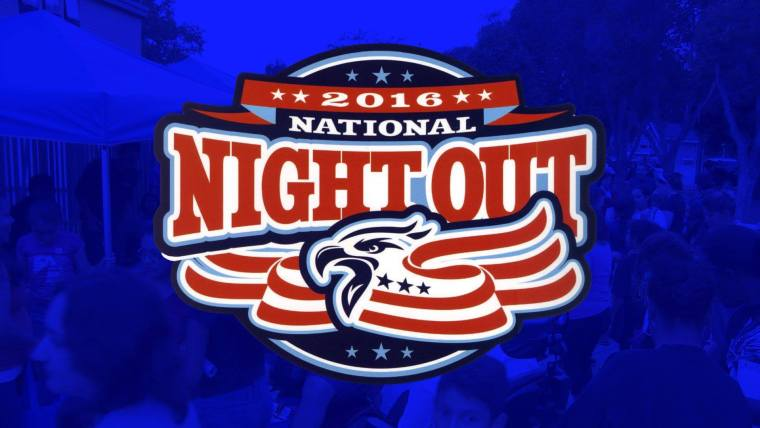 Tega Cay Police National Night Out