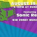 Tega Cay's Next Food Truck Rally & Concert August 19th