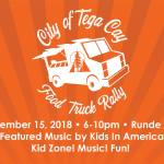 Tega Cay's Food Truck & Concert is September 15th Update