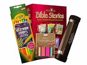 Bible Stories Gift Set