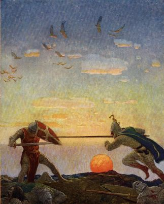 N. C. Wyeth - Boys King Arthur