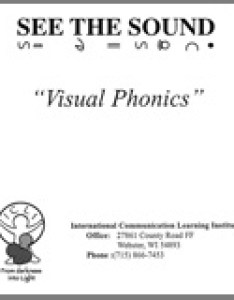 Visual phonics cards also materials page rh seethesound