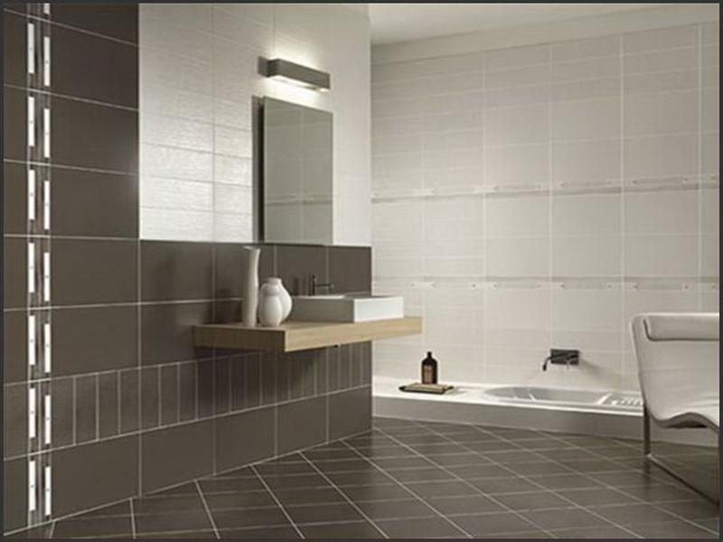 Bathroom Tiles Design with Attractive Style  Seeur