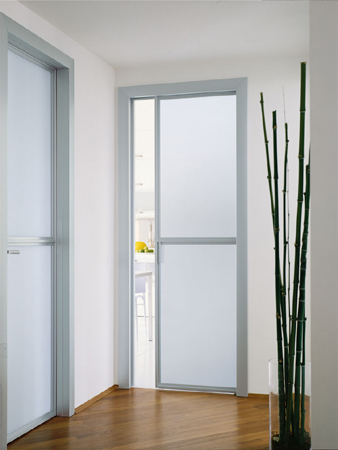 Frosted Glass Pocket Doors for Your House  Seeur