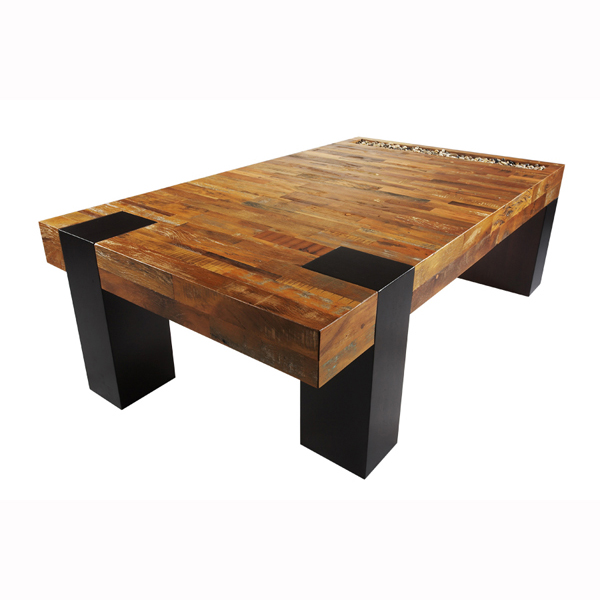 wooden coffee table with wonderful