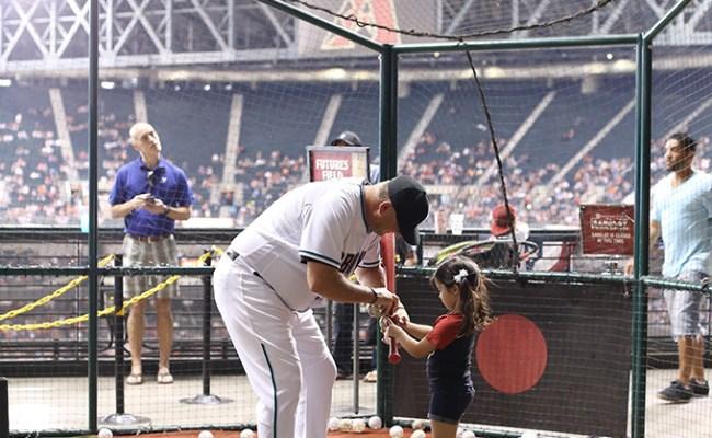 Travel Arizona Diamondbacks Baseball Game With Kids See