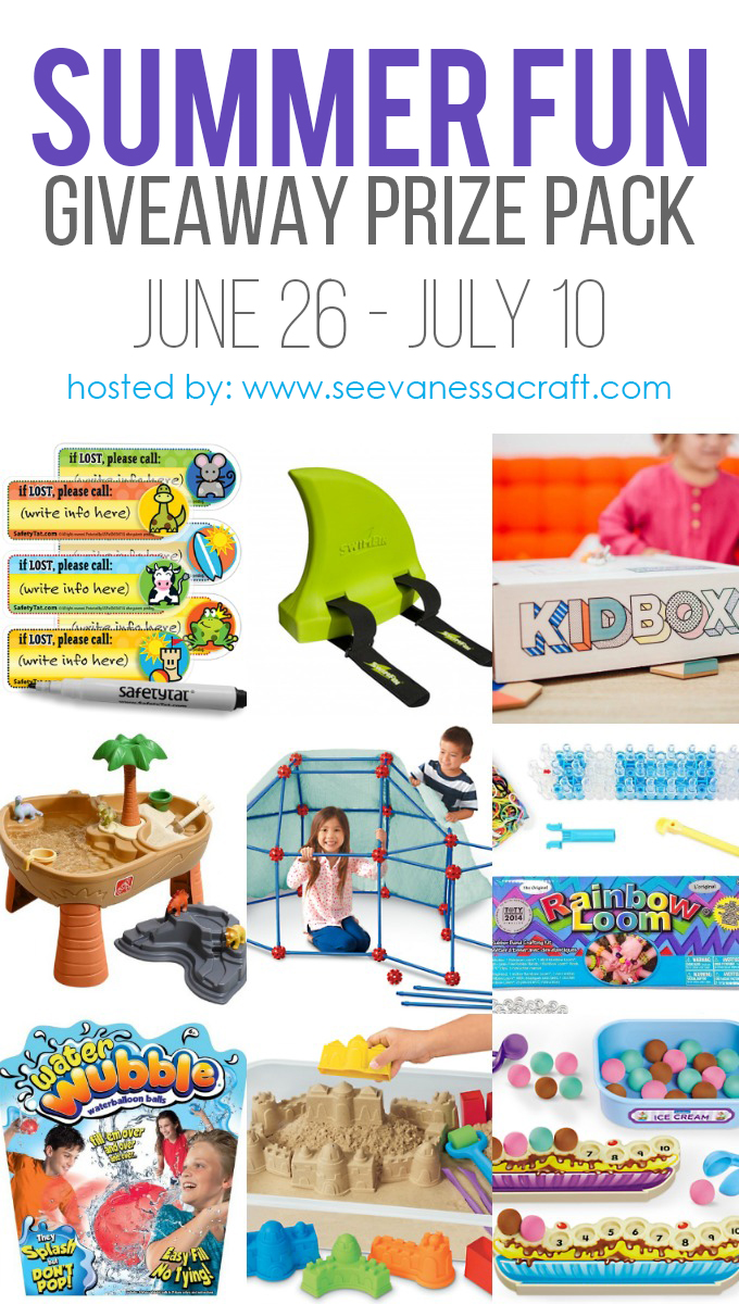 Summer Fun Giveaway for Kids