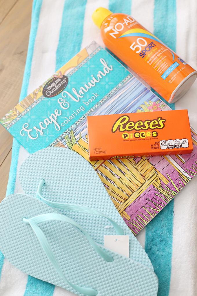 Craft Keep Calm Summer Teacher Gift Idea See Vanessa Craft