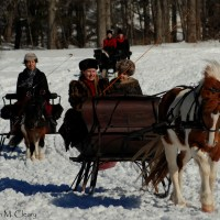 Old Sturbridge Village Antique Sleigh Rally