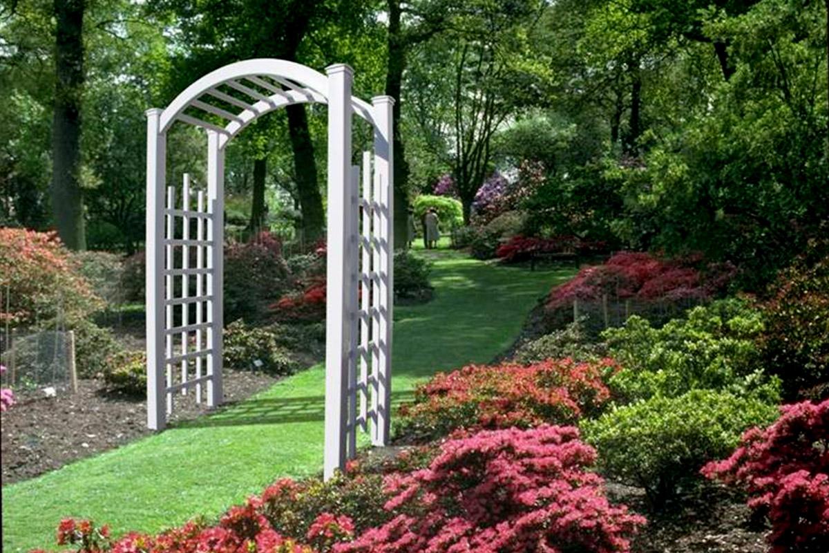 Tonnelle de jardin  Produits de jardins  Sefaco PVC