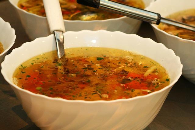 Zöldség leves Séfbabér