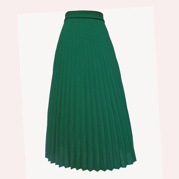 8c0b01ae76b Women s panel design skirt-Green. No ratings yet.