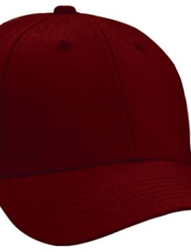 Baseball cap-Maroon.