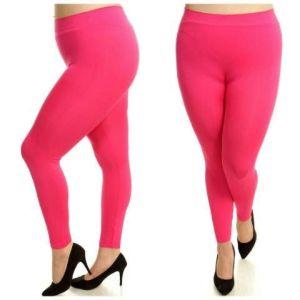 9bd3d622991 Women s cotton plus size leggings-Black. UShs25