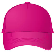 Baseball cap-Hot Pink.