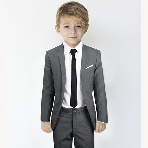 13d0d0de4 Kids designer suits-Grey. | Sefbuy