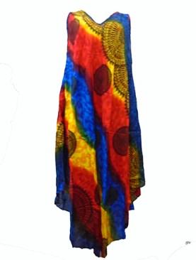 Women's free dresses-Multi-Color.