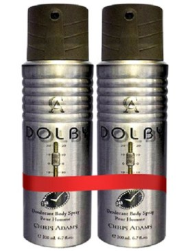 Two pack dolby body spray-Calvin Klein.