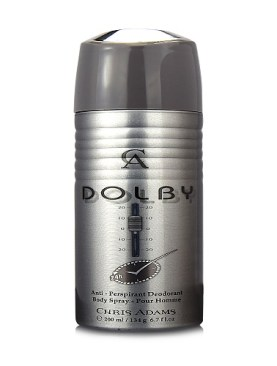 Calvin Klein antiperspirant body spray-Dolby.