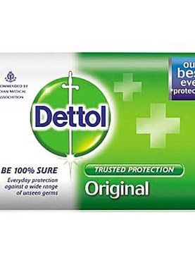 Dettol original soap-125g