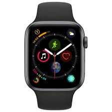 Apple watch series 4-Aluminium.