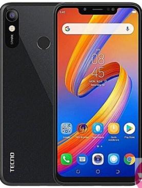Tecno Spark 3 6.2-Inch HD 2GB RAM 16GB ROM, Android 8.1 Oreo, 13MP + 8MP Camera, Dual SIM 3G Smartphone -Black,Red,gold.