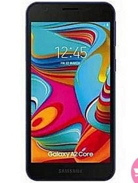 Samsung Galaxy A2 Core ''5.0'' 1GB RAM 16GB HDD Core Dual SIM - Dark Grey,BLACK,GOLD.