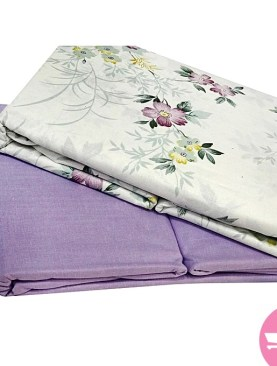 6X6 Classic bed sheets-Multi-Color.