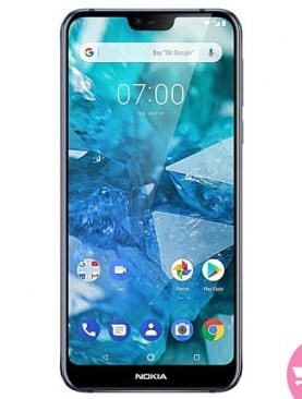 Nokia 7.1 - Android One - 64 GB - 12+5 MP Dual Camera - Dual SIM Smartphone-black,gold,silver.