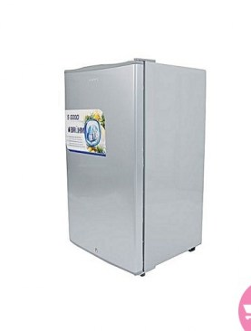 Bruhm Single Door Refrigerator - Silver