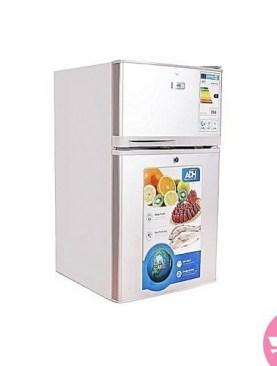 ADH 98L double door refrigerator.