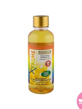 Xtreme collection body care massage Oil- 200 ml