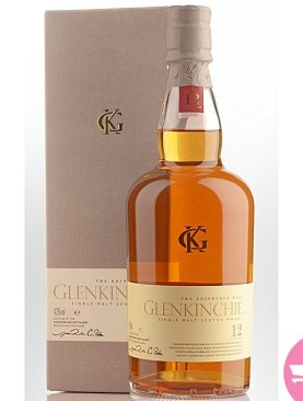 Glenkinchie 12 year Old single malt scotch whisky - 1000ml