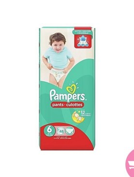 Pampers pants jumbo S6 (16+ Kg) – 48 pcs. extra large