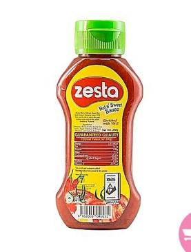 Zesta Hot & Sweet Sauce - 250g