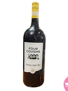 Four Cousins Natural Sweet Red - 750ml