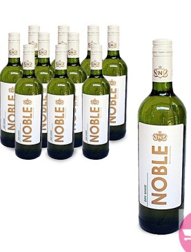 Box of 12 noble dry White wine - 750ml