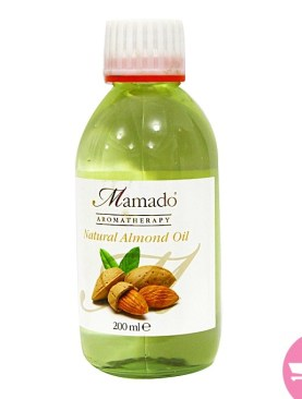 200Ml mamado aromatherapy almond Oil