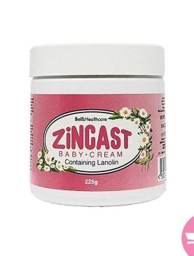 Zincast baby cream- 225g