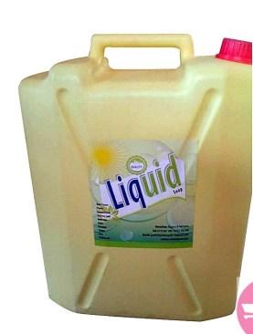 10 Litre Liquid Soap - Yellow